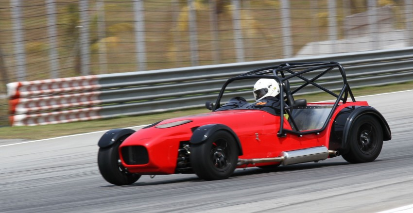 Westfield fields two cars at Sepang: we try them! Image #114817
