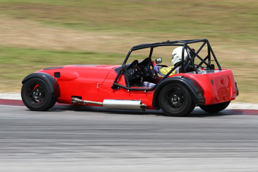 Westfield fields two cars at Sepang: we try them! Image #114818