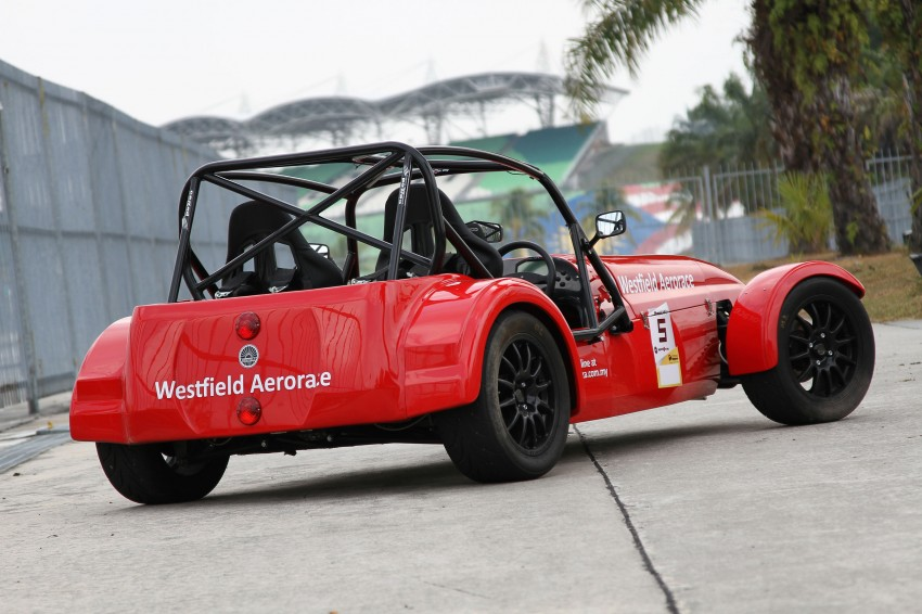 Westfield fields two cars at Sepang: we try them! Image #114767