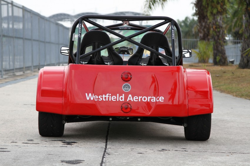 Westfield fields two cars at Sepang: we try them! Image #114774