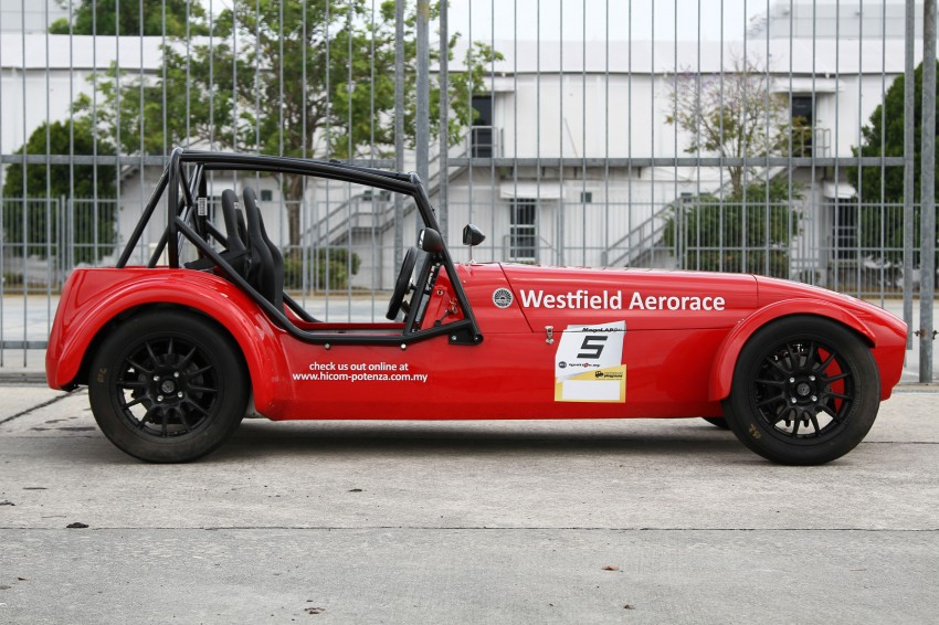 Westfield fields two cars at Sepang: we try them! Image #114775