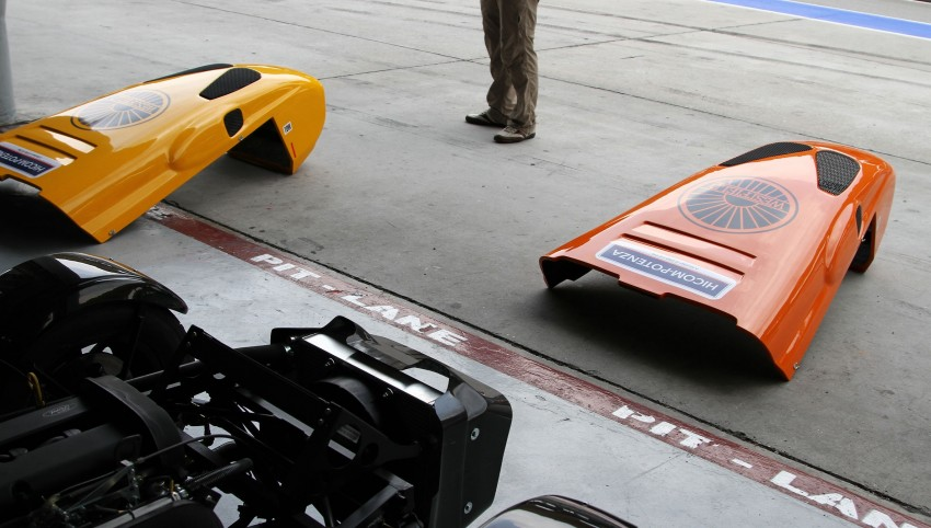 Westfield fields two cars at Sepang: we try them! Image #114792