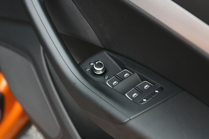 Audi Q3 2.0 TFSI 170hp Test Drive Review Image #115326