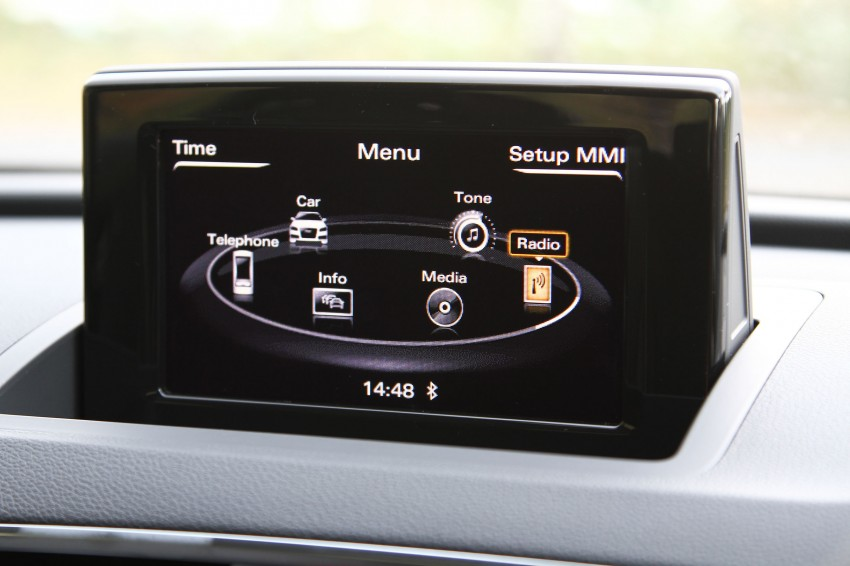 Audi Q3 2.0 TFSI 170hp Test Drive Review Image #115327