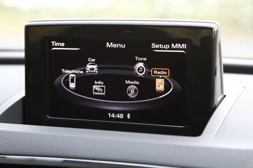 Audi Q3 2.0 TFSI 170hp Test Drive Review Image #115327