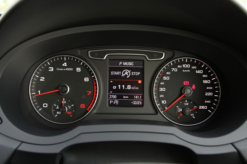 Audi Q3 2.0 TFSI 170hp Test Drive Review Image #115328