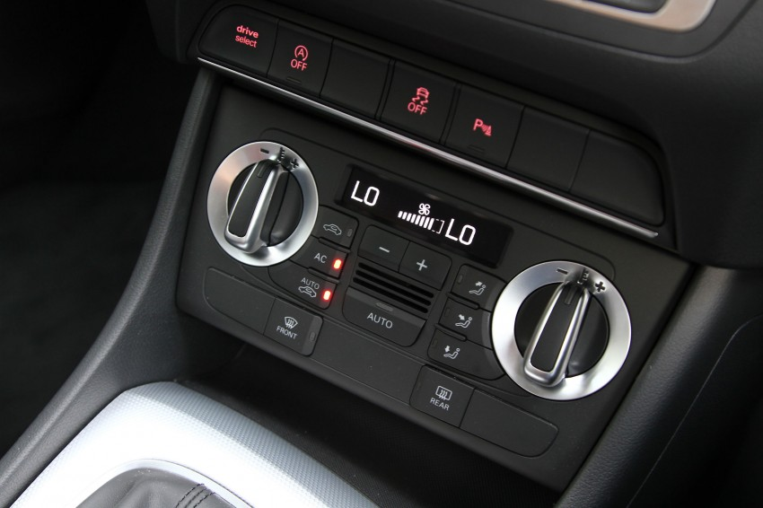 Audi Q3 2.0 TFSI 170hp Test Drive Review Image #115330