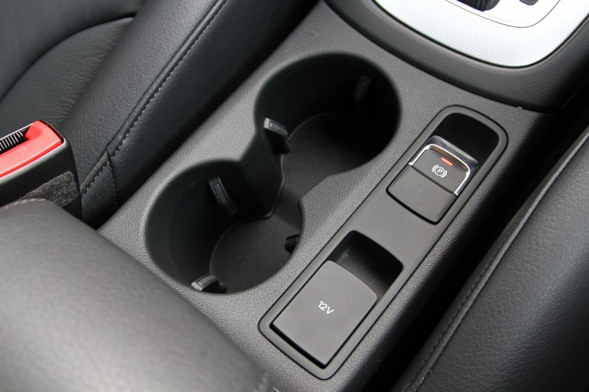 Audi Q3 2.0 TFSI 170hp Test Drive Review Image #115332