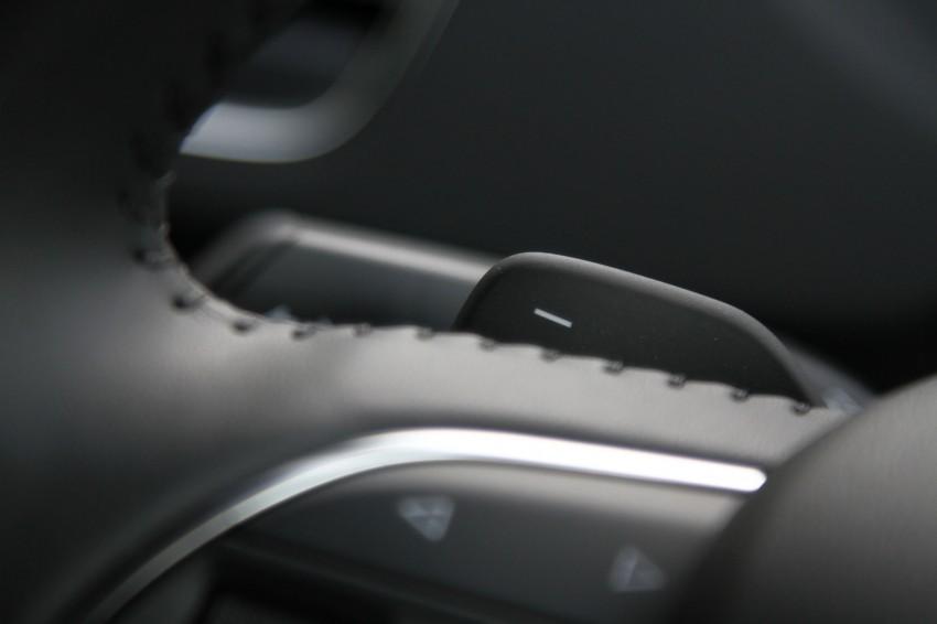 Audi Q3 2.0 TFSI 170hp Test Drive Review Image #115336