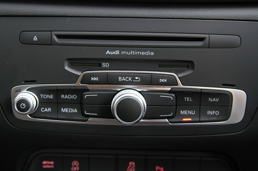 Audi Q3 2.0 TFSI 170hp Test Drive Review Image #115338