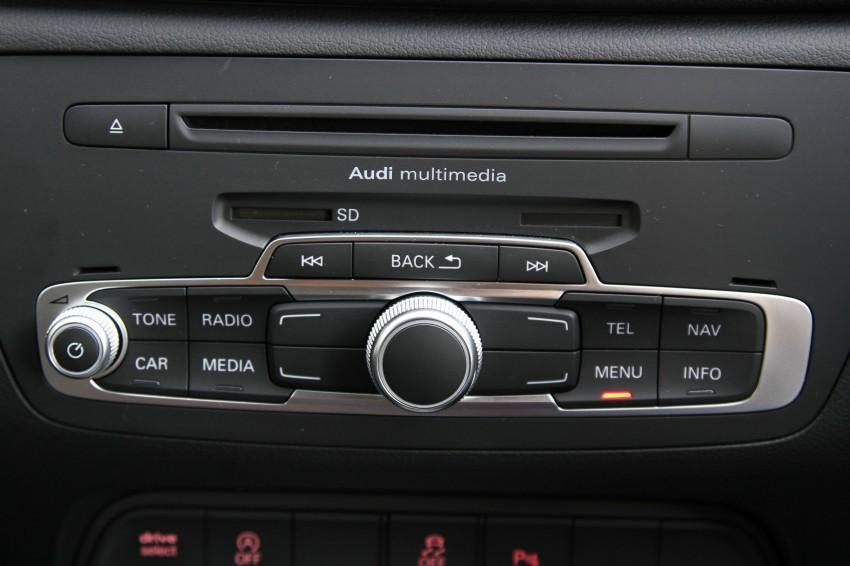 Audi Q3 2.0 TFSI 170hp Test Drive Review Image #115338