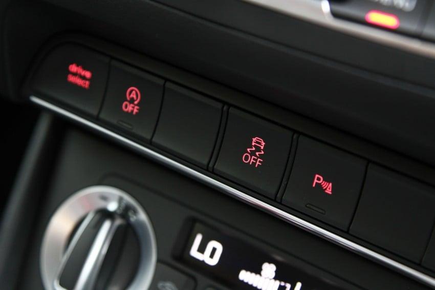 Audi Q3 2.0 TFSI 170hp Test Drive Review Image #115342