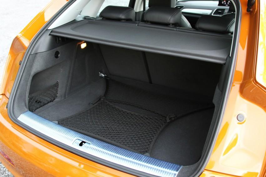 Audi Q3 2.0 TFSI 170hp Test Drive Review Image #115350