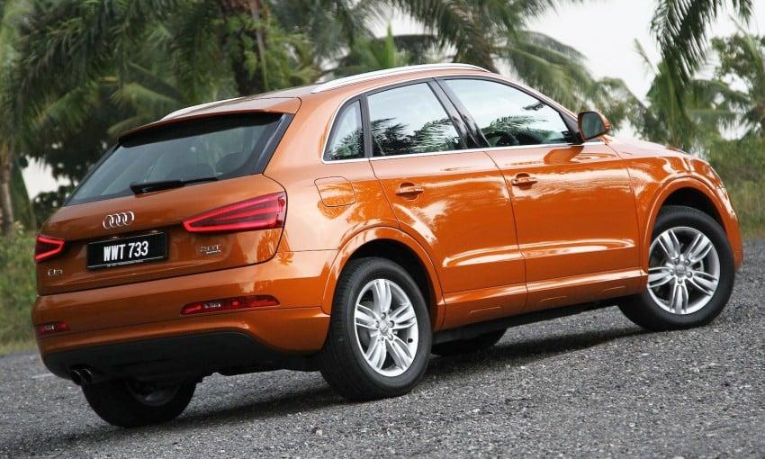 Audi Q3 2.0 TFSI 170hp Test Drive Review Image #115497