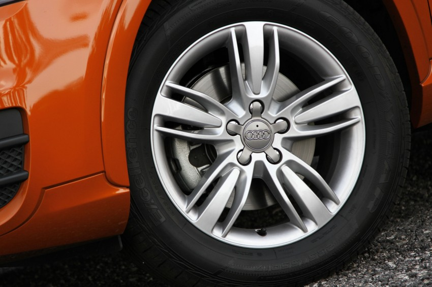 Audi Q3 2.0 TFSI 170hp Test Drive Review Image #115308