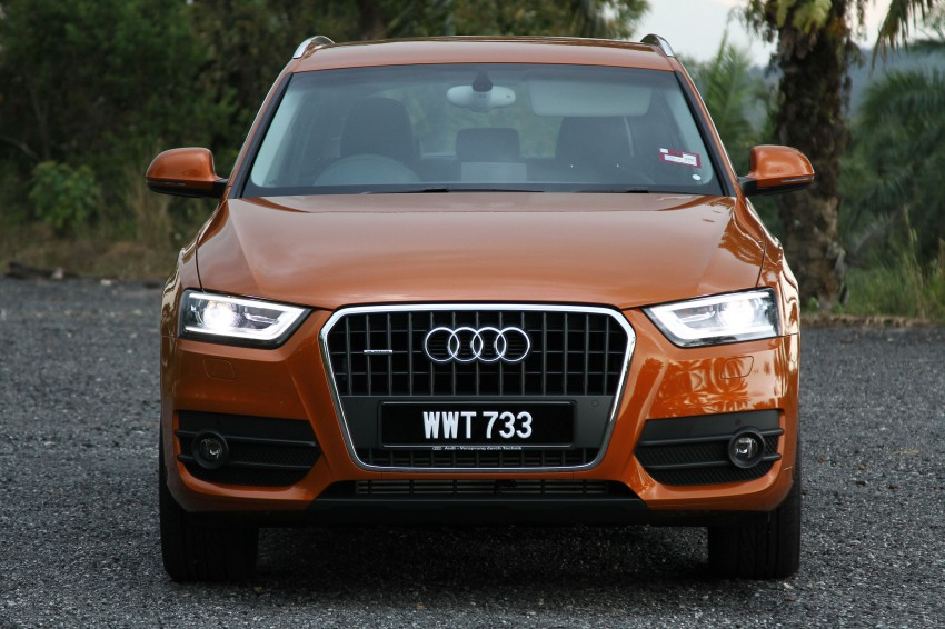 Audi Q3 2.0 TFSI 170hp Test Drive Review Image #115306