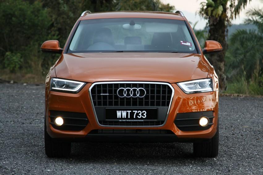 Audi Q3 2.0 TFSI 170hp Test Drive Review Image #115307