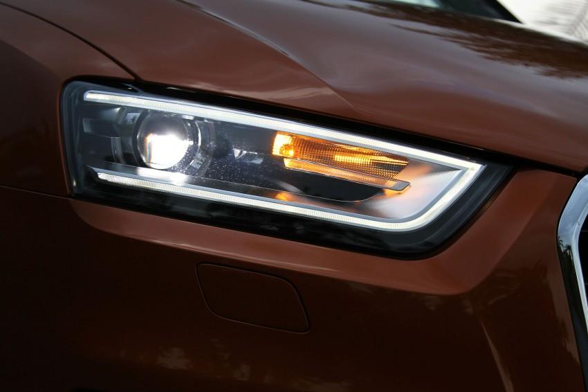 Audi Q3 2.0 TFSI 170hp Test Drive Review Image #115311