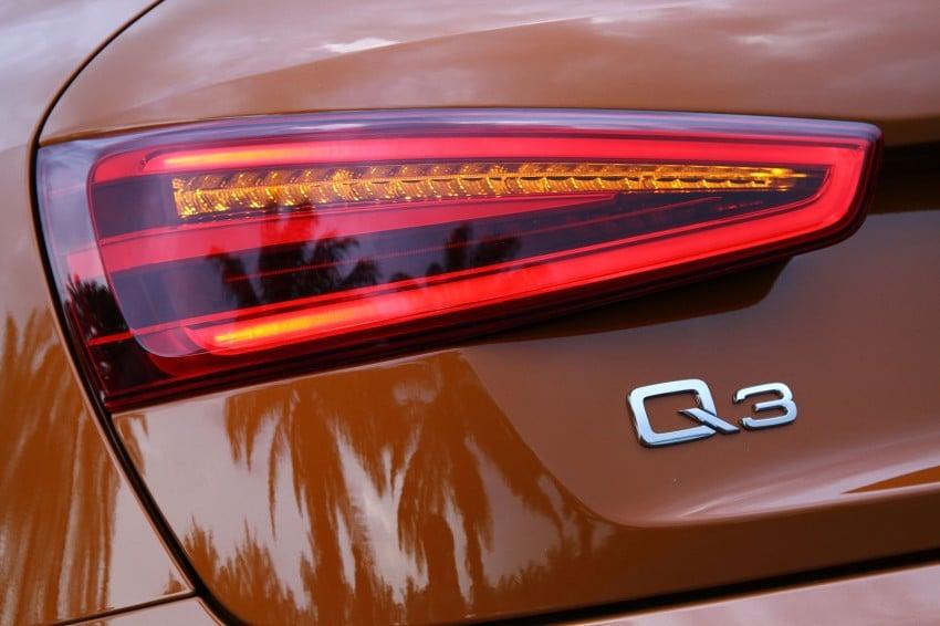 Audi Q3 2.0 TFSI 170hp Test Drive Review Image #115314