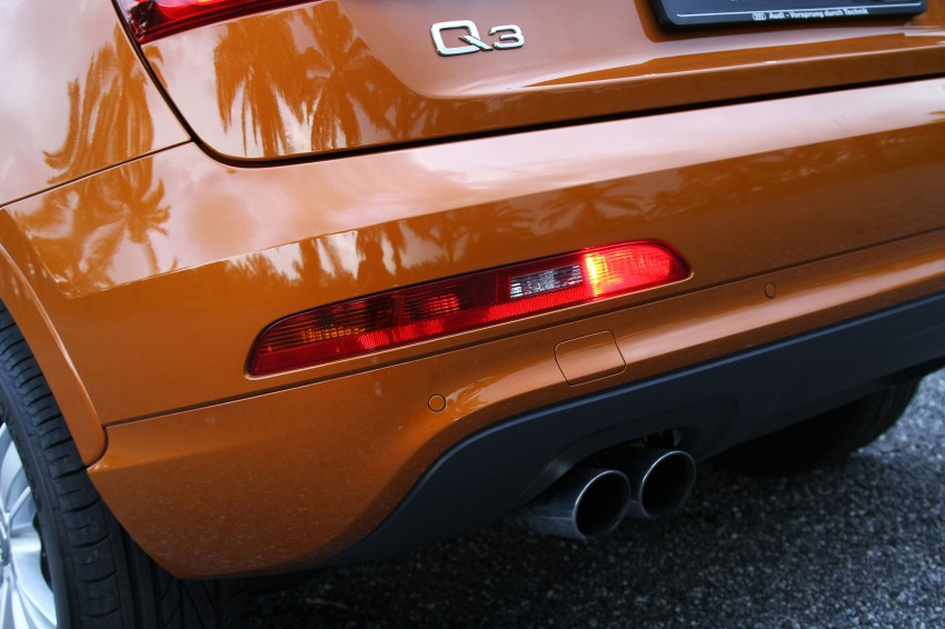 Audi Q3 2.0 TFSI 170hp Test Drive Review Image #115315