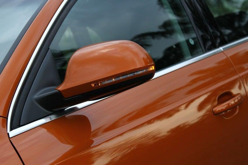 Audi Q3 2.0 TFSI 170hp Test Drive Review Image #115316