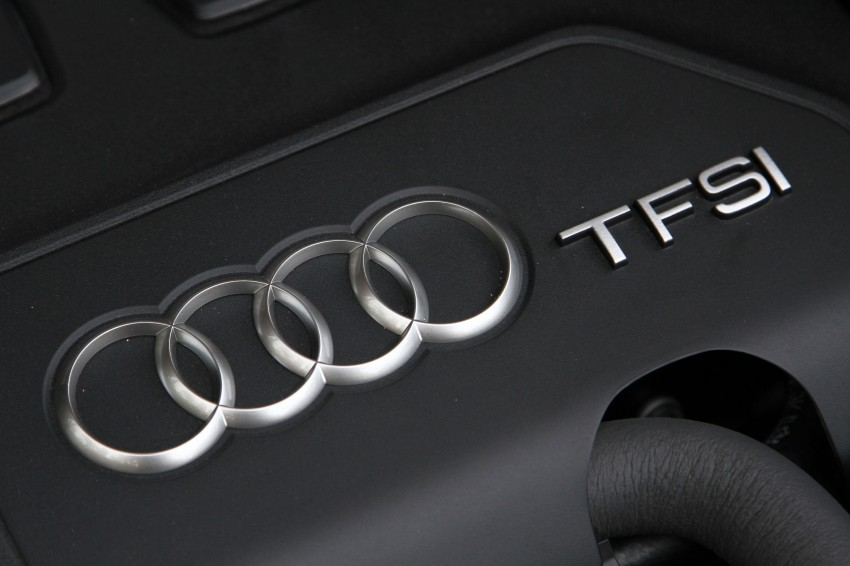 Audi Q3 2.0 TFSI 170hp Test Drive Review Image #115352