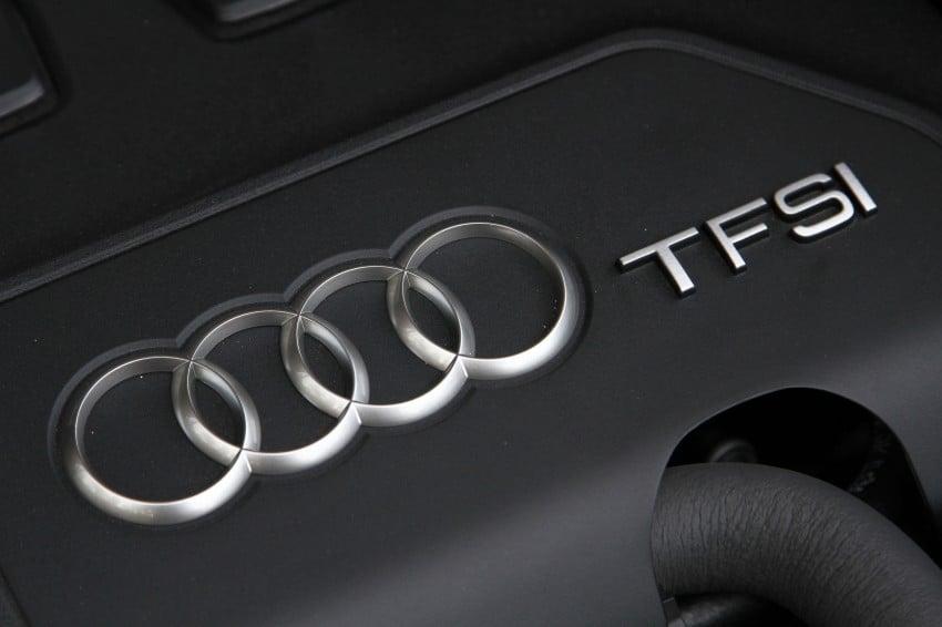 Audi Q3 2.0 TFSI 170hp Test Drive Review Image #115352
