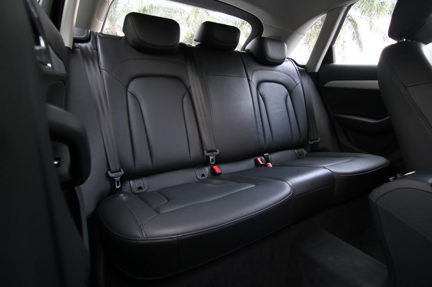 Audi Q3 2.0 TFSI 170hp Test Drive Review Image #115320