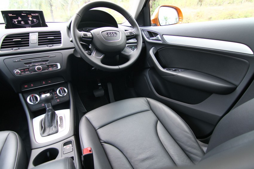 Audi Q3 2.0 TFSI 170hp Test Drive Review Image #115324
