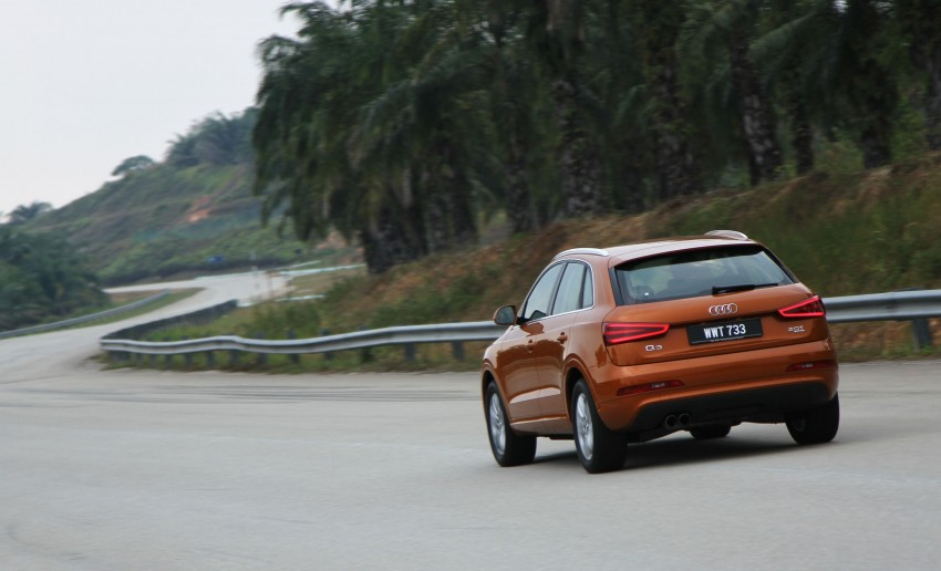 Audi Q3 2.0 TFSI 170hp Test Drive Review Image #115506