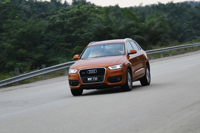 Audi Q3 2.0 TFSI 170hp Test Drive Review Image #115297