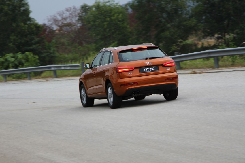 Audi Q3 2.0 TFSI 170hp Test Drive Review Image #115301