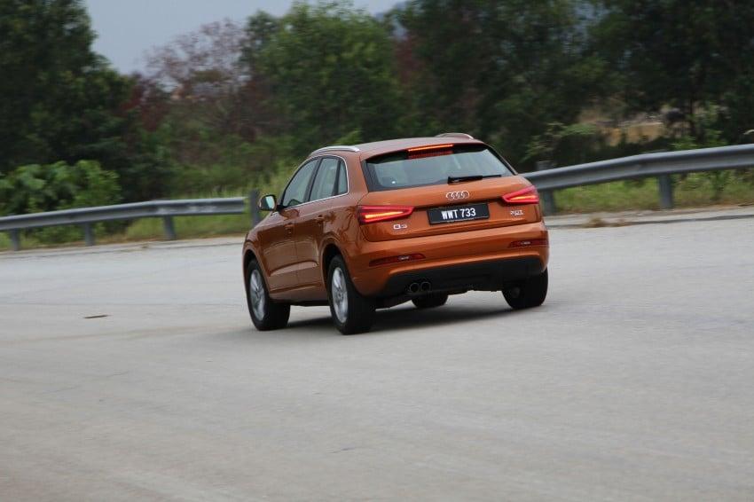 Audi Q3 2.0 TFSI 170hp Test Drive Review Image #115301