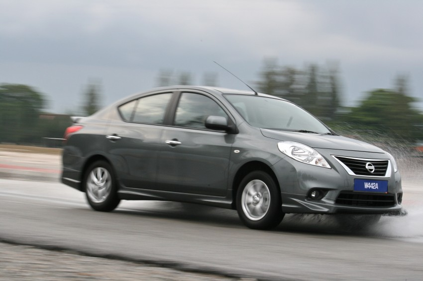 DRIVEN: Nissan Almera 1.5 CVTC, to Melaka and back Image #139871