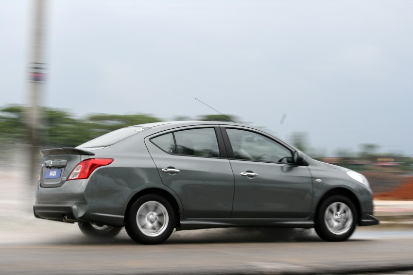 DRIVEN: Nissan Almera 1.5 CVTC, to Melaka and back Image #139873
