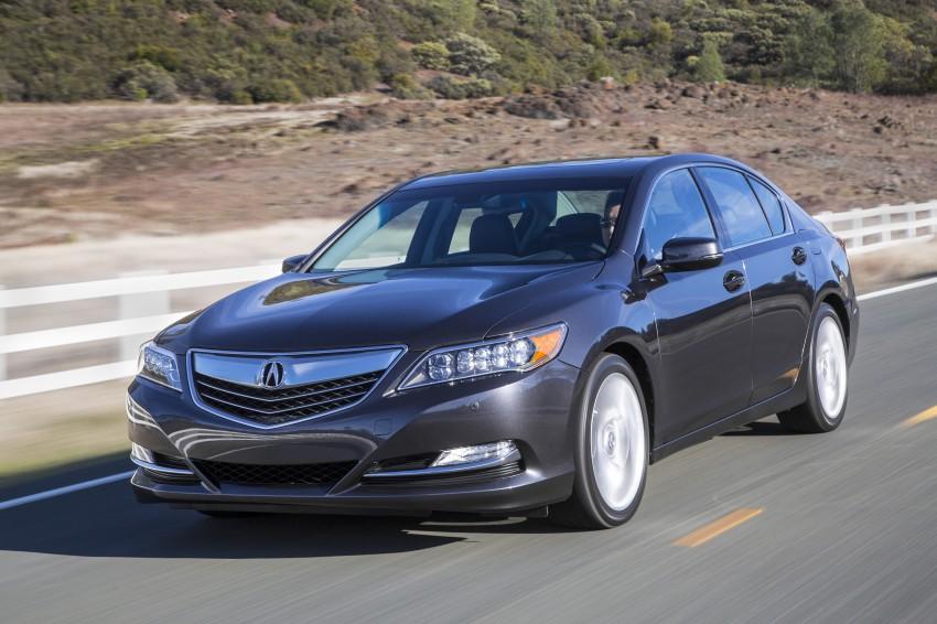 GALLERY: All-new 2014 Acura RLX – Honda's 5-Series Image #155112