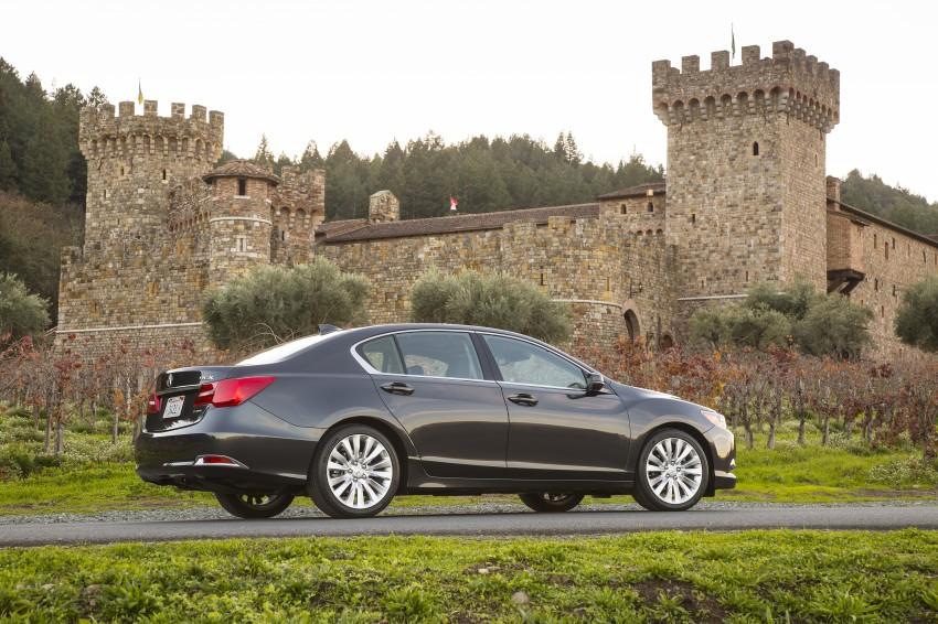 GALLERY: All-new 2014 Acura RLX – Honda's 5-Series Image #155082