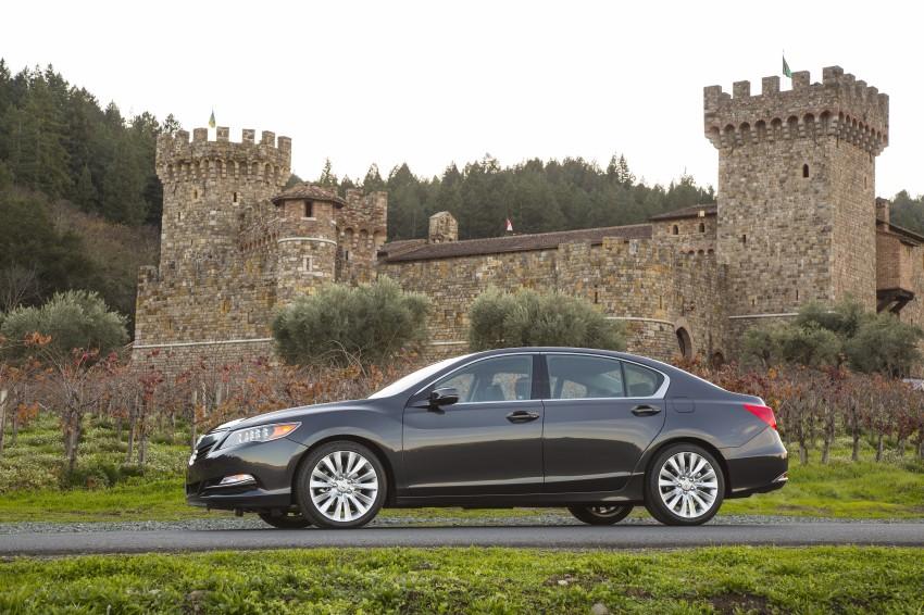 GALLERY: All-new 2014 Acura RLX – Honda's 5-Series Image #155075