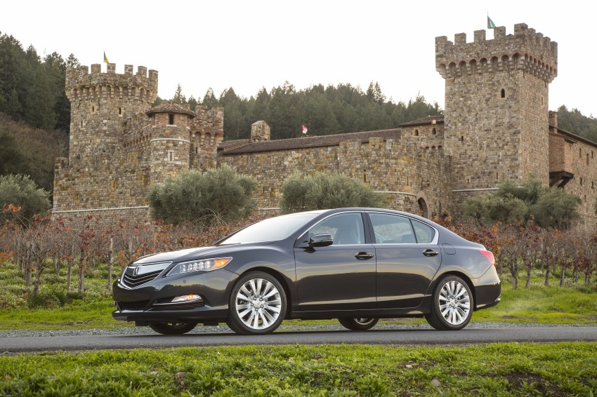 GALLERY: All-new 2014 Acura RLX – Honda's 5-Series Image #155070