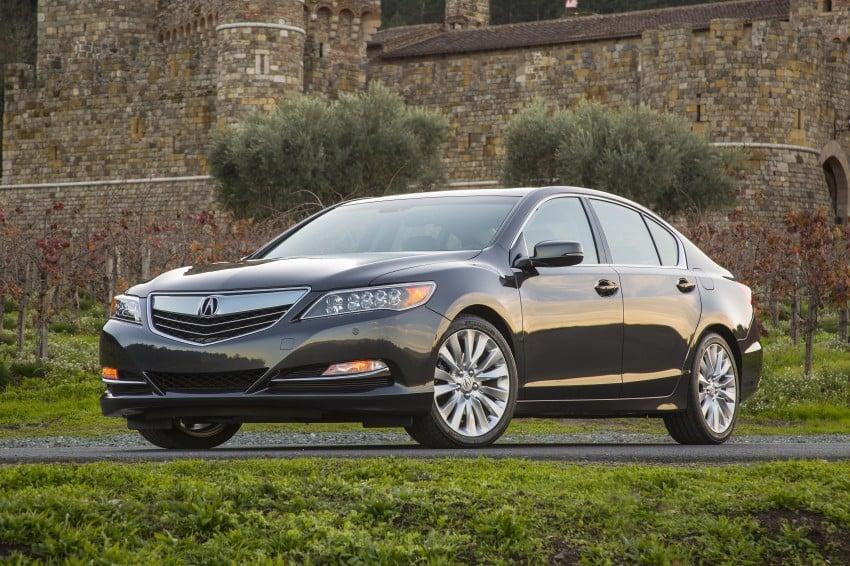 GALLERY: All-new 2014 Acura RLX – Honda's 5-Series Image #155205