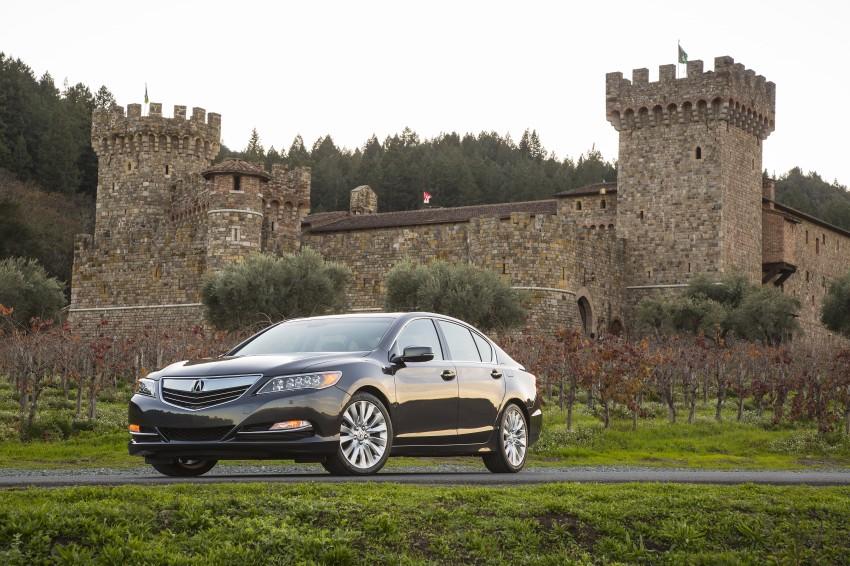 GALLERY: All-new 2014 Acura RLX – Honda's 5-Series Image #155175