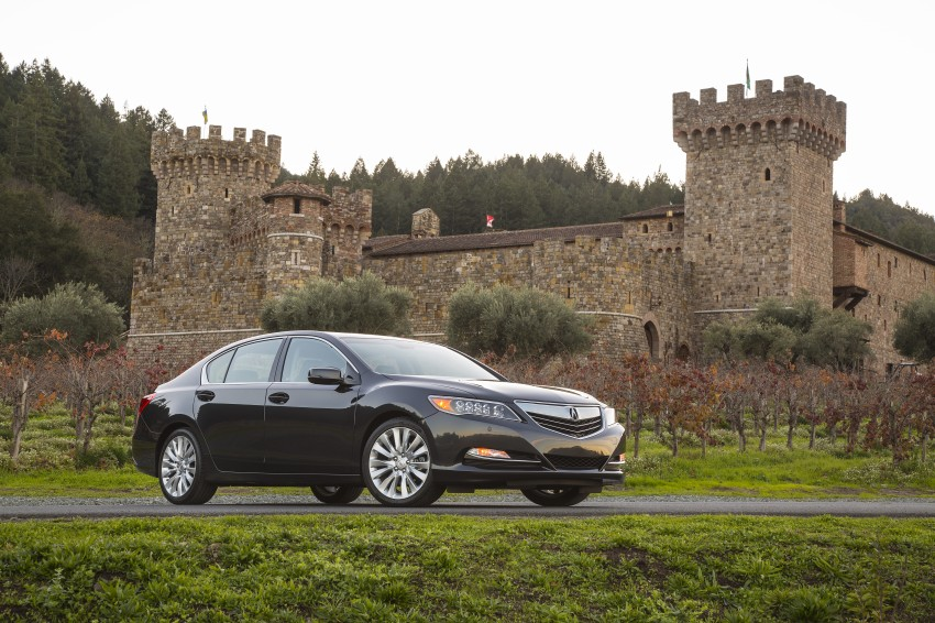 GALLERY: All-new 2014 Acura RLX – Honda's 5-Series Image #155182