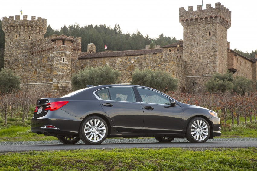 GALLERY: All-new 2014 Acura RLX – Honda's 5-Series Image #155081