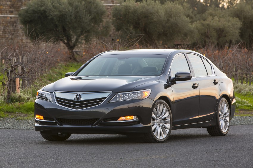 GALLERY: All-new 2014 Acura RLX – Honda's 5-Series Image #155224