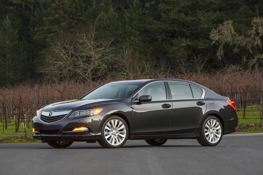 GALLERY: All-new 2014 Acura RLX – Honda's 5-Series Image #155121