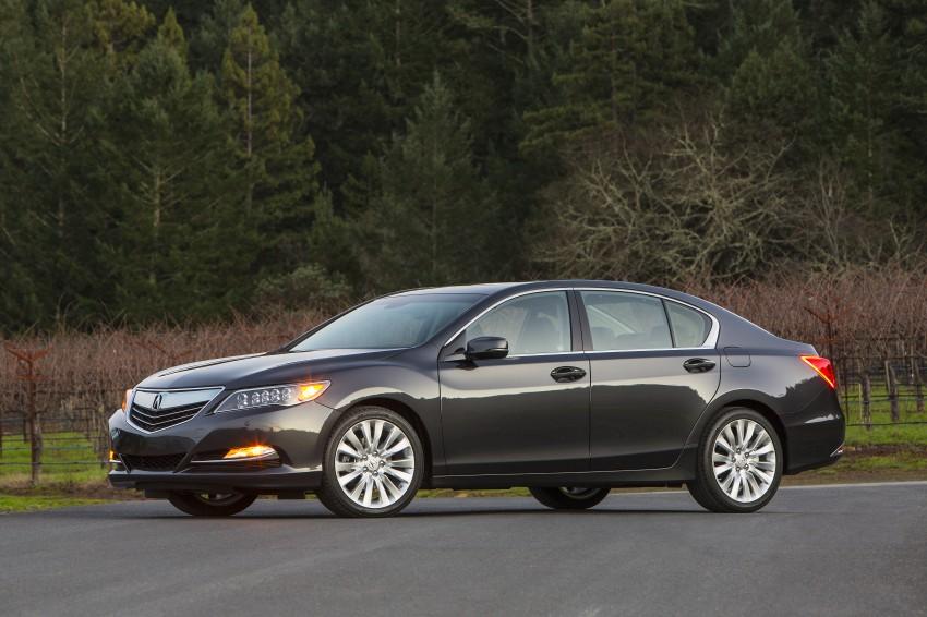GALLERY: All-new 2014 Acura RLX – Honda's 5-Series Image #155183