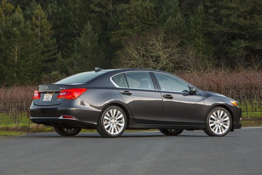 GALLERY: All-new 2014 Acura RLX – Honda's 5-Series Image #155173
