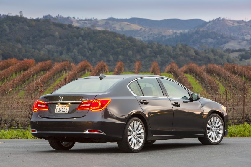 GALLERY: All-new 2014 Acura RLX – Honda's 5-Series Image #155094