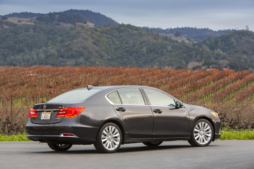 GALLERY: All-new 2014 Acura RLX – Honda's 5-Series Image #155097