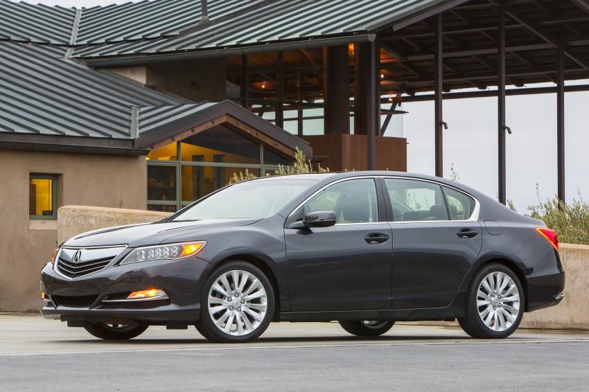 GALLERY: All-new 2014 Acura RLX – Honda's 5-Series Image #155207